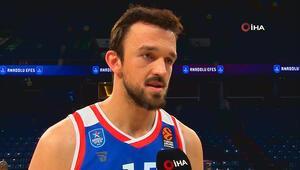 Sertaç Şanlı: Euroleague'de yolumuz zor ama...