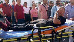 Tarsusta silahlı saldırı: 1 yaralı