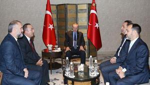 Erdoğan, Sırbistan Başbakan Yardımcısı Ljajici kabul etti