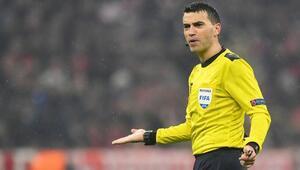Türkiye-Arnavutluk maçı Rumen Hateganın