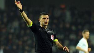UEFAdan hakem Ümit Öztürke görev