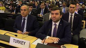 Türkiyeden uluslararası topluma mülteci çağrısı