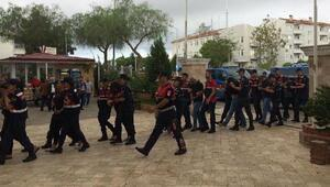 Yabancı kadınları fuhuşa zorlayanlara operasyon: 9 gözaltı