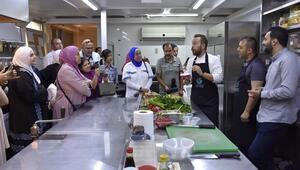 Türk mutfağının benzersiz lezzetleri Lübnanlılara tanıtıldı