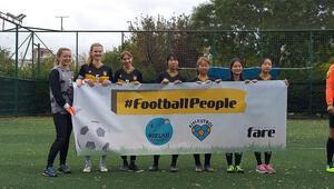 4. Kızlar Sahada Gençlik Kupasında kazananlar belli oldu