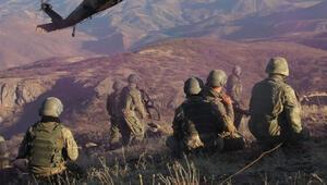 PKKya ağır darbe: 4 terörist etkisiz hale getirildi
