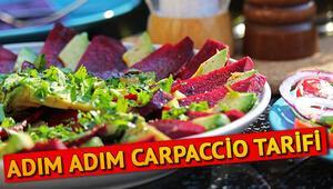 Carpaccio nasıl yapılır İşte carpaccio tarifi ve malzemeleri
