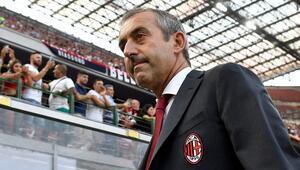 Milan, Giampaolonun görevine son verdi