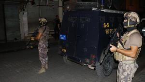 Son dakika Silahlı organize suç örgütüne operasyon: 74 gözaltı kararı