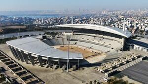 Atatürk Olimpiyat Stadı Devler Ligi finaline hazırlanıyor