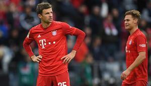 Bayern Münihte Thomas Müller şoku
