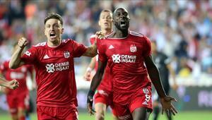 Sivasspordan 5 sezonun en iyi performansı