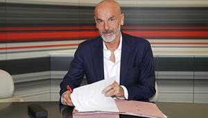 Milanda Giampaolo yerine Pioli göreve geldi