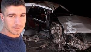 İzmirde feci kaza... İki kişi hayatını kaybetti