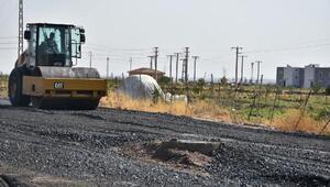 Bağlar Belediyesinden bazalt taşlarıyla bir yol daha