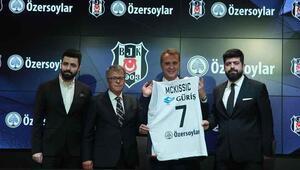 Beşiktaşın basketbol takımına yeni destek