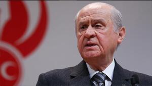 MHP Genel Başkanı Bahçeliden Barış Pınarı harekatı açıklaması
