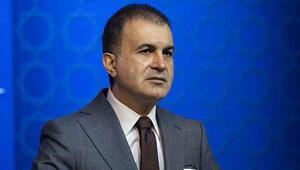Ömer Çelik: Bu tipik bir PKK taktiğidir