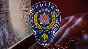 EGM duyurdu: Kara propaganda yapan 78 kişi hakkında yasal işlem başlatıldı