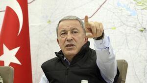 Milli Savunma Bakanı Hulusi Akar: Sivil, masum insanlar dokunulmazdır