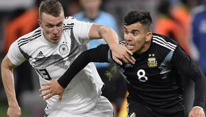 Almanya 2-2 Arjantin