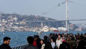 İstanbulda sıcaklıklar yükseliyor İşte 5 günlük hava tahmini...
