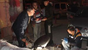 Motosiklet çalan 3 kişi yakalandı