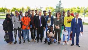 Ömer Halisdemir Üniversitesinde uluslararası öğrenci sayısı arttı