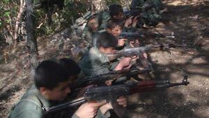Terör örgütü YPG/PKK Suriyenin kuzeyinde çocukları alıkoyuyor