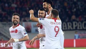 Türkiye ile Arnavutluk 12. kez...