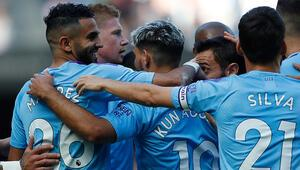 Avrupanın en golcüsü Manchester City