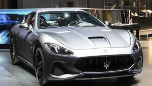 Maseratiden 5 milyar euroluk dev yatırım