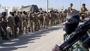 Son dakika... Suriye Milli Ordusu Fıratın doğusuna girdi