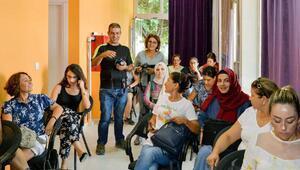 Kadınlara fotoğraf kursu