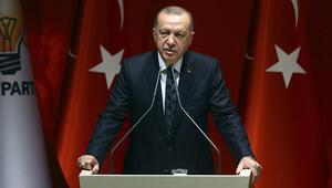 Cumhurbaşkanı Erdoğan'dan sert sözler: Siz şöyle bir kenarda durun biz yolumuza devam ediyoruz