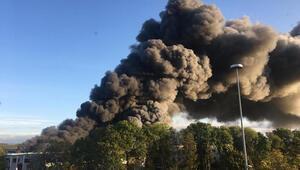 Avusturyada patlama