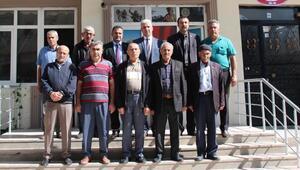 Kırşehirde şehit ailelerinden, Barış Pınarı Harekatına destek