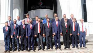 Gaziantepli iş insanlarından Barış Pınarı Harekâtına destek