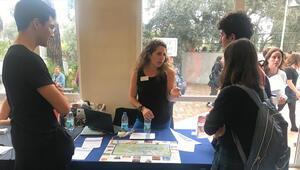 Dünya üniversiteleri İzmirde buluştu