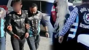İstanbul'un altını üstüne getiren çift yakalandı