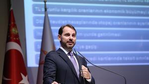 Bakan Albayrak ekonomideki hedefleri paylaştı