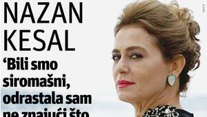 Nazan Kesal, Hırvatistan  medyasının gündeminde