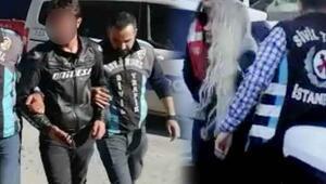İstanbulu altını üstüne getiren maganda çift yakalandı