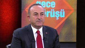 Bakan Çavuşoğlundan kritik açıklamalar: Görmezden geliyorlar