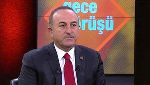 Dışişleri Bakanı Mevlüt Çavuşoğlu CNN TÜRKte Hande Fıratın sorularını yanıtladı