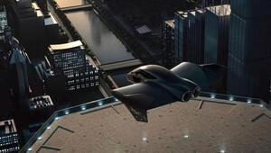 Porsche&Boeing şehiriçi uçak