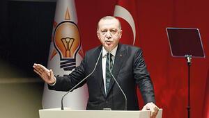 Erdoğan'dan tek tek yanıt: Planımız herkesin  yeniden evine dönmesidir