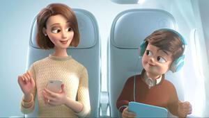 Türk Hava Yollarından yeni uçuş emniyeti videosu