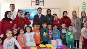 Milli Eğitim Müdürü öğrencilerle buluştu