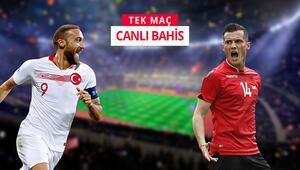 İstanbulda Arnavutluku konuk ediyoruz Galibiyetimize iddaada...